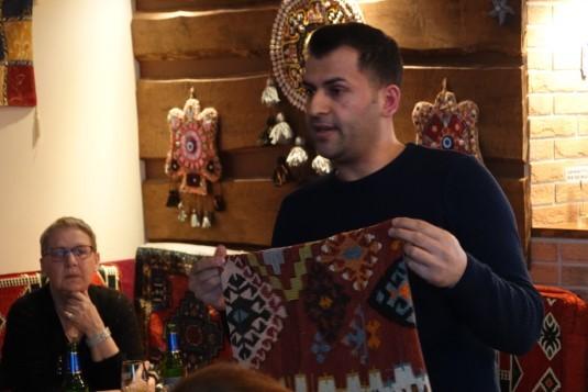 Käsinsolmittujen mattojen pitkät perinteet