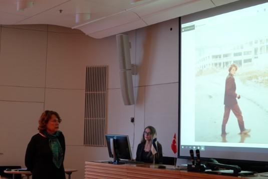Maritta Tikkinen-Ari: 'Oppivuoteni Turkin liike-elämässä'